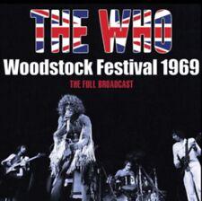 Who, The - Woodstock Festival 1969 NEW CD