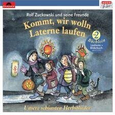 Rolf Zuckowski - Rolf Zuckowski und seine Freunde - Kommt, wir wolln Laterne ...