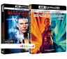 BLADE RUNNER COLLEZIONE 4K 2 FILM (4 BLU-RAY 4k UHD + Gadget) Harrison Ford