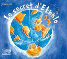 LE SECRET D'EKHOLO - GRAIN DE SABLE (CD DIGIPACK NEUF)