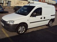 VAUXHALL COMBO 1.3 CDTI 2006, ONLY 76K LOW MILEAGE 12 MONTHS MOT, SLD, PLY-LINED