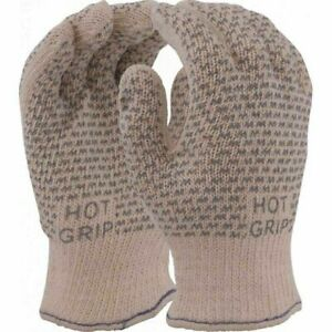 Oven Gloves, Heat Resistant Thick Padded Cooking Mitts, Kitchen Potholder BBQ