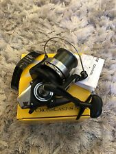 Daiwa Crosscast -S 5500 Big Pit Reel. Mint Condition Used Once
