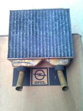 Opel Kadett D Wärmetauscher NEU! original Opel 1806081