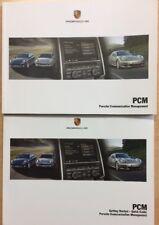 PORSCHE Communication Management PCM