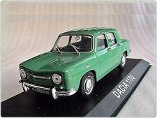 DIE CAST Modelcar 1:43  Dacia 1100 modellino auto collezione d'epoca antiche