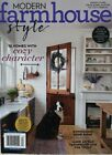 MODERN FARMHOUSE STYLE FALL 2021 country sampler southern living home decor