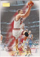 1998-99 SKYBOX BASE CARD: LUC LONGLEY #32 BULLS / FIRST AUSTRALIAN NBA PLAYER