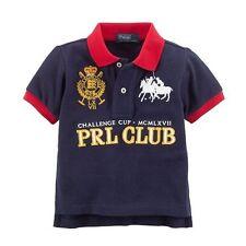 Ralph Lauren Boys' T-Shirts, Tops and Shirts 0-24 Months