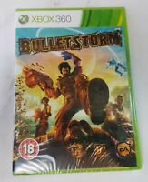 Bulletstorm Game XBOX 360 BRAND NEW SEALED (PAL)