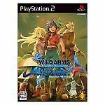PS2 WILD ARMS ALTER CODE: F / Very Good #1236