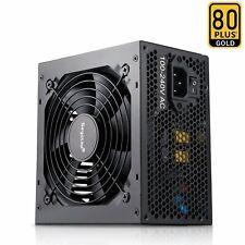 Segotep Gaming Computer Power Supply GP Series 80 Plus Gold Certified PSU 600W