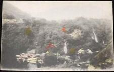OLD JAPANESE POSTCARD OF DOGASHIMA, HAKONE - C1920 JAPAN