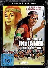 DIE GROßE INDIANER SPIELFILM-BOX 13 FILME  DVD NEU