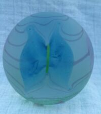 Caithness Watercolours Butterflies Limited Edition Paperweight 84/750