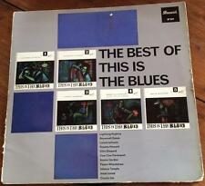 The Best Of This Is The Blues LP Brunswick 1964