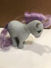 Hasbro My Little Pony Earth Pony Blue Belle Flat Feet 1982