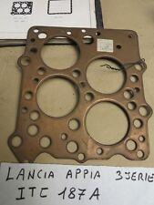 Guarnizione testa cilindri in rame o bimetallica per Lancia Appia terza serie Ø