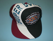 SUPERBOWL XXX  HAT  COWBOYS STEELERS - SNAPBACK