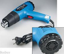 Pistolet à air chaud 300-1800 Watt Température 50-550°C à Séchoir à cheveux