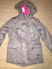 ZeroXposur Girls'  Snow Stadium Jacket Heather Size XL 14-16