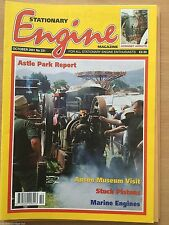 October Stationary Engine Antiques & Collectables Magazines