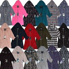 LADIES PARKA IN A POCKET Pac A Mac Rain Coat Womens Mac Jacket S M L XL Primark