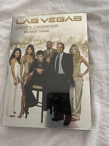 Las Vegas Saison 3 Uncut Et Uncensored Tout Neuf (DVD, 2006)
