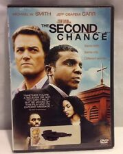 The Second Chance DVD Michael W. Smith Jeff Obafemi Carr (A1)
