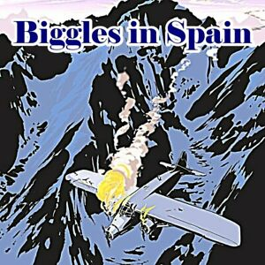 Biggles in Spain - MP3 DOWNLOAD