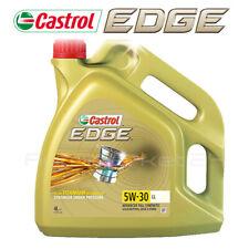 Olio motore 5w30 castrol edge Titanium longlife LL VW 507 00 / 504 00 4 litri