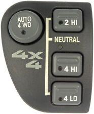 For Oldsmobile Bravada Chevy Blazer S10 GMC Jimmy 98-05 4X4 Switch Dorman 901060