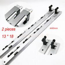2pcs Gripper Bar Windmill 13x18 GT-1304 Heidelberg T-Platen Press Parts L=440mm