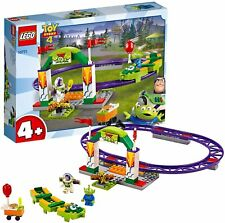LEGO Toy Story 4 Carnival Thrill Coaster Set 10771