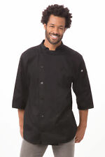Chef Works Mens Lisbon Chef Coat S100