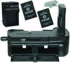 NX-NBGD3100-2BATT-MF-CH Replacement Battery Grip for Nikon D3100 D3200 D3300