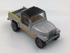 1983 Hot Wheels Jeep Scrambler (Metalflake Gray) (RRGYGYT) (Hong Kong)