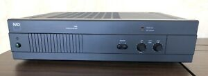 NAD 2100 MONITOR SERIES STEREO POWER AMPLIFIER SERVICED EUC