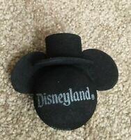 Disney Mickey Groom Black Top Hat Antenna Topper
