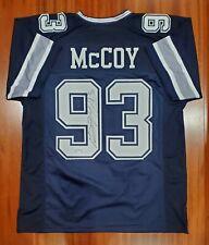 Gerald McCoy Autographed Signed Jersey Dallas Cowboys PSA DNA