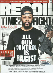 RECOIL MAGAZINE,   ALL GUN CONTROL IS RACIST      ISSUE, 2021     ISSUE #  53