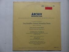 BACH Jesu der du meine Seele Magnificat ARCHIV 198197 KARL RICHTER