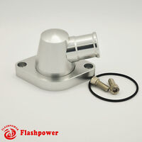 Billet Swivel Water Neck Thermostat Housing Water Neck Ford FE 390 427 1.25''