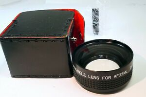 46mm threaded Star-D Wide Angle AUX converter Lens for Canon AF35ML camera