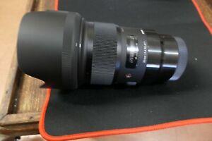 Sigma 50mm f/1.4 DG HSM Art Lens for L-Mount