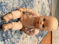 Baby doll Middleton 13 inches, cloth body (2000) 2668NP blue eyes