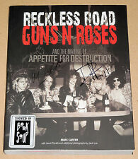 Reckless Road: Guns N' Roses Signed Enhanced 1st Edition! (2007, softcover)