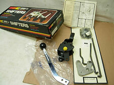 NOS VINTAGE 1968 - 74 AMC AMX  JAVELIN MR GASKET 4SP SHIFTER & LINKAGE BRACKET