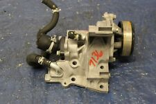 2014 14 NISSAN JUKE NISMO EDITION RS AWD OEM WATER PUMP HOUSING #7136