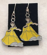 Belle Leverback Earrings - Disney Princess - Beauty